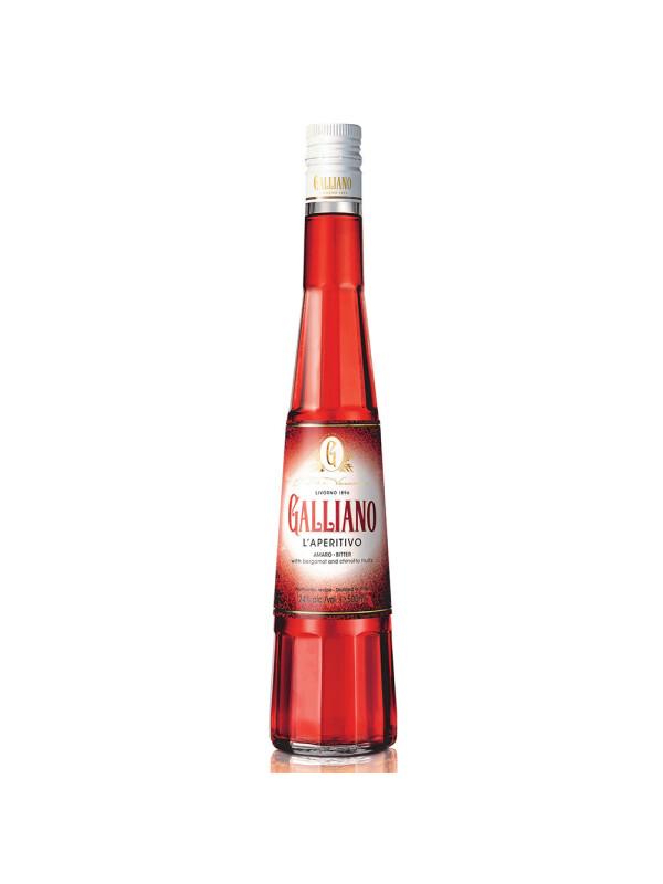 Galliano - Bitter Amaro L'aperitivo - 0.5L, Alc: 24%