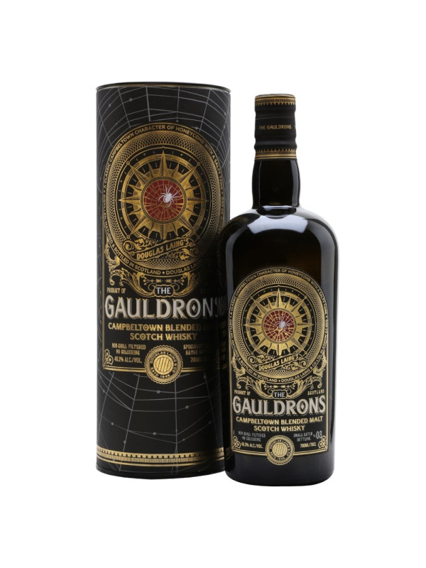 The Gauldrons Cambeltown - Scotch Blended Malt Whisky GB - 0.7L, Alc: 46.2%