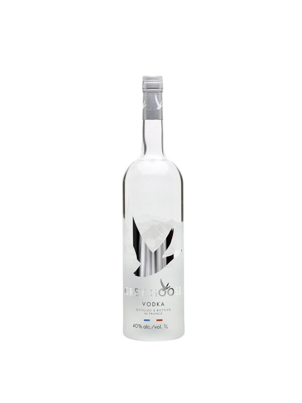 Grey Goose - Vodka illuminated - 1L, Alc: 40%