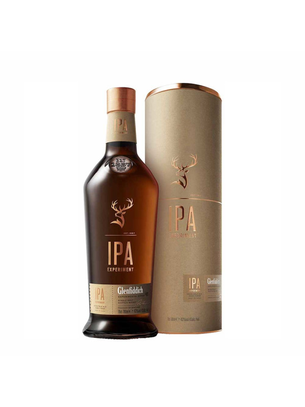 Glenfiddich - Scotch Single Malt Whisky IPA GB - 0.7L, Alc: 43%