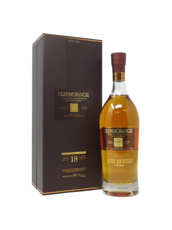 Glenmorangie - Scotch single malt whisky 18 yo cutie - 0.7L, Alc: 43%