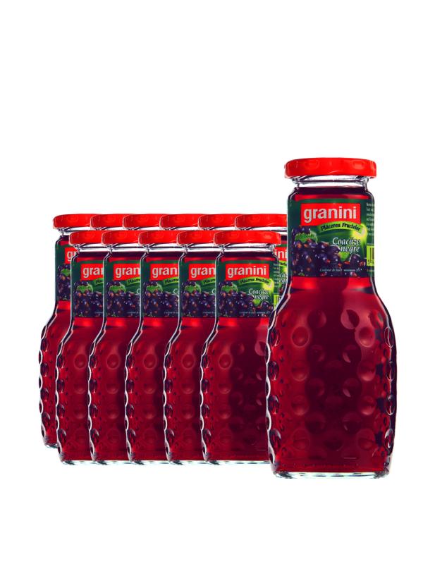 Granini - Juice coacaze negre 12 buc. x 0.25L