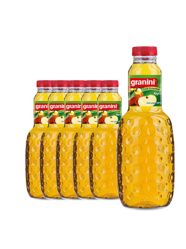Granini - Juice mere 6 buc. x 1L - PET