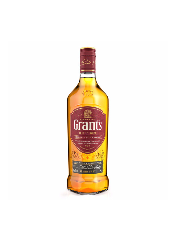 Grant's - Scotch blended whisky - 0,7L, Alc: 40%