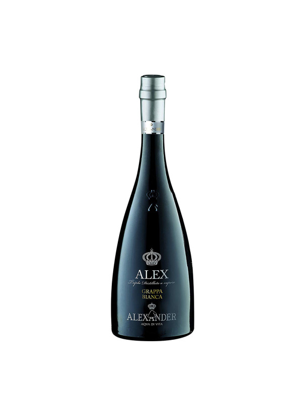 Bottega - Grappa Alexander - 0,7L, Alc: 38%