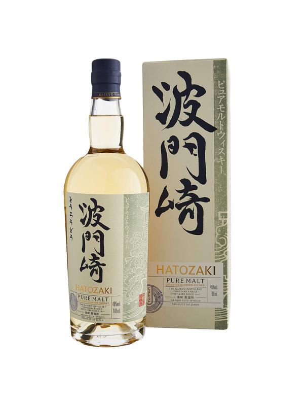 Hatozaki - Japanese Whisky Pure Malt GB - 0.7L, Alc: 46%