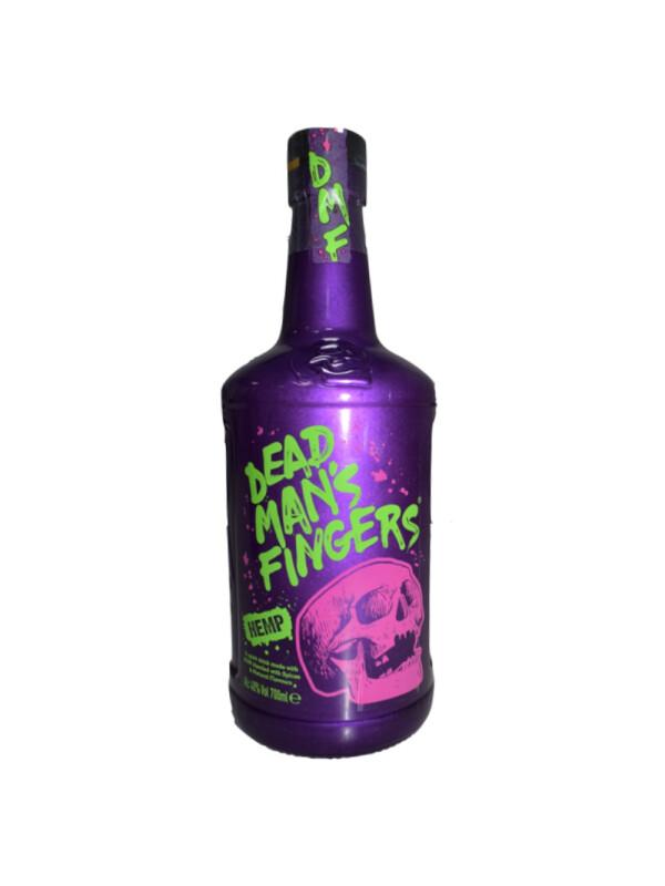 Dead Man's Fingers - Hemp Rum - 0.7L, Alc: 40%