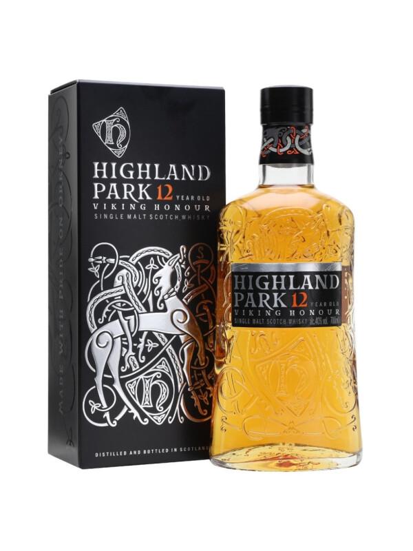 Highland Park - Scotch Single Malt Whisky 12 yo - 0.7L, Alc: 40%