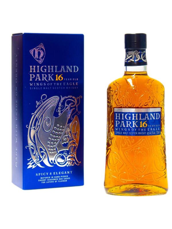 Highland Park - Wings Of The Eagle Scotch Single Malt Whisky 16 yo GB - 0.7L