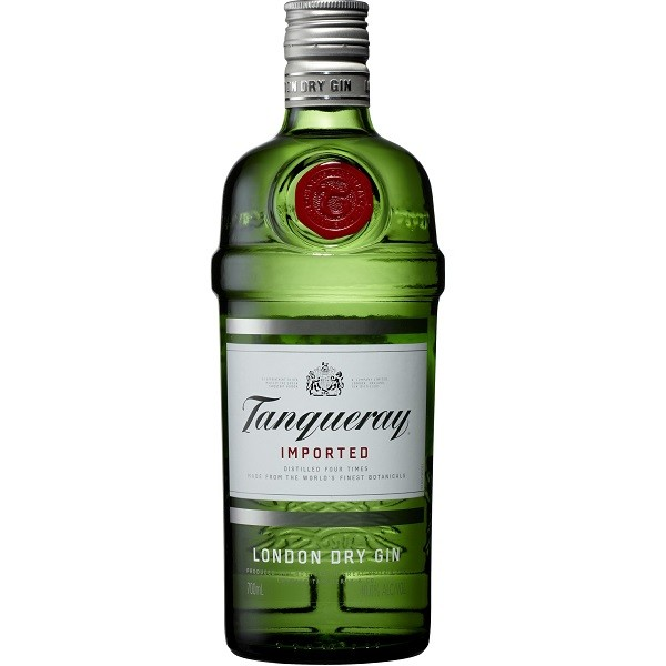 Tanqueray - London dry gin 0.7L, Alc: 43.1%