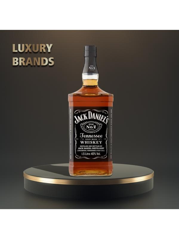 Jack Daniel's - Tennessee Whiskey - 1.5L, Alc: 40%