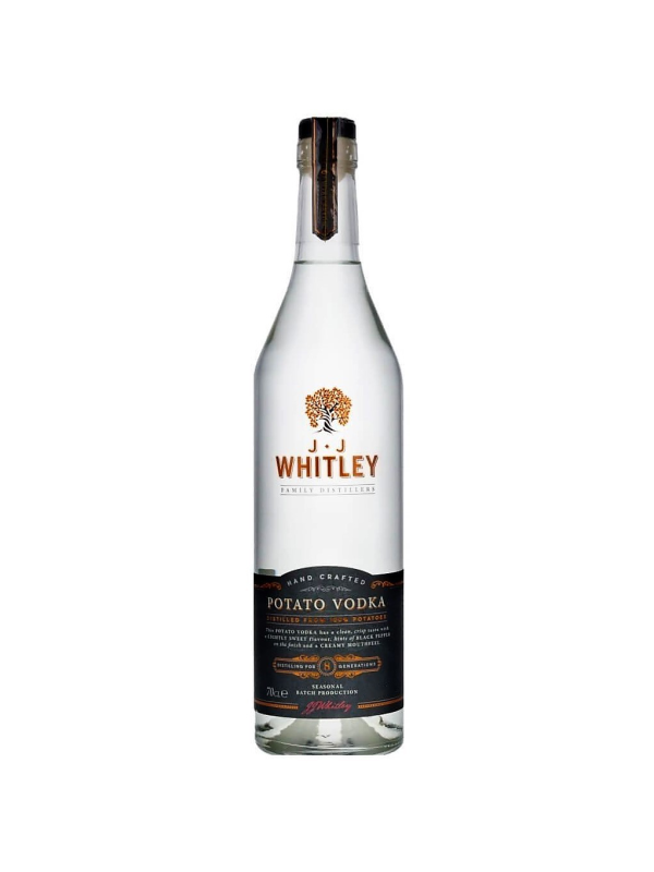 J.J. Whitley - Vodka Potato - 0.7L , Alc: 40%