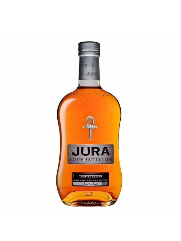 Isle of Jura - Scotch single malt whisky - Superstition - 1L, Alc: 43%
