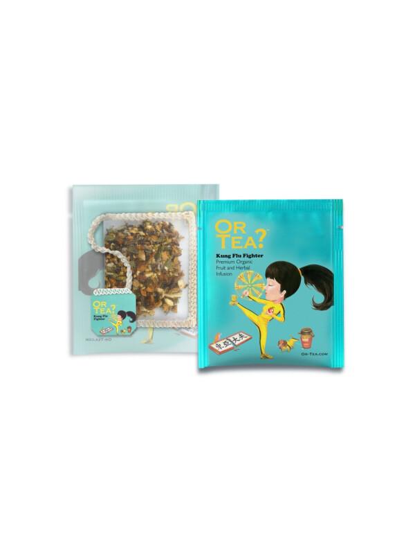 Or Tea? - BIO ceai Kung Flu Fighter 10 pl. x 2g