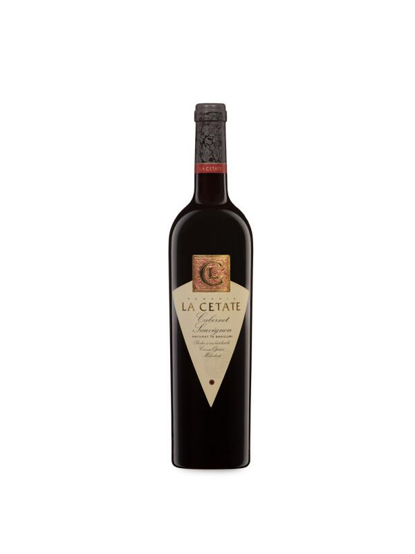 Crama Oprisor - La Cetate Cabernet Sauvignon 2015 - 0.75L, Alc: 13.5%