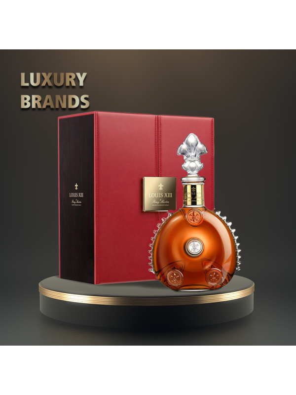 Louis XIII - By Remy Martin, Cognac Gift Box - 1.5L, Alc: 40%