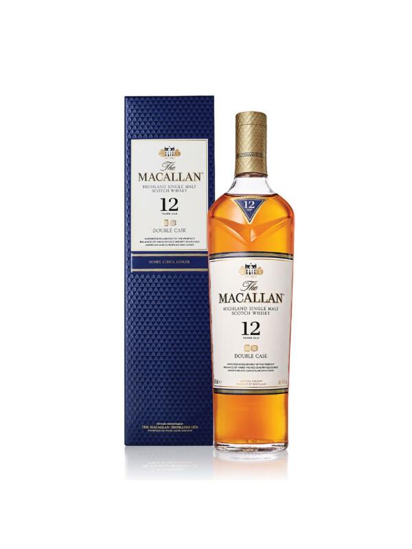 Macallan - Double Cask Scotch single malt whisky12yo - 0,7L, Alc: 40%