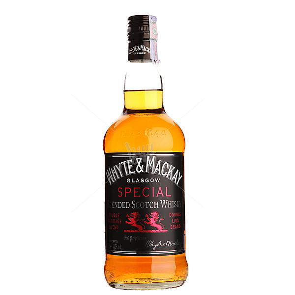 Whyte & Mackay - Scotch blended whisky Special - 0.7L, Alc: 40%