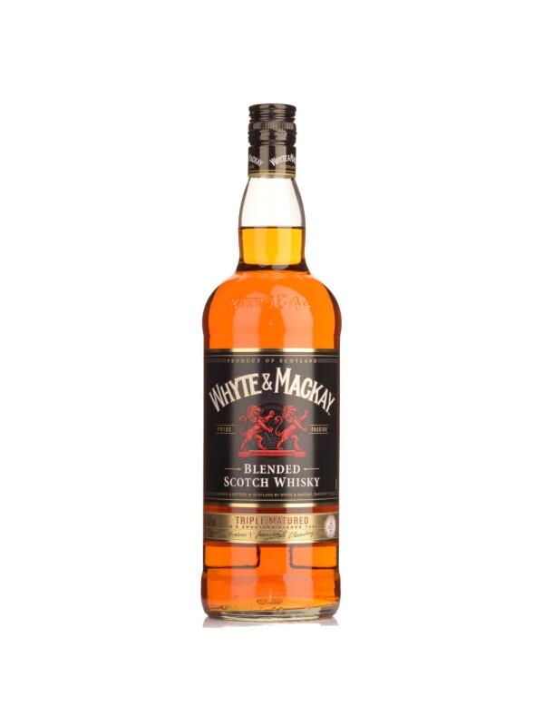 White & Mackay - Scotch blended  whisky - 1L
