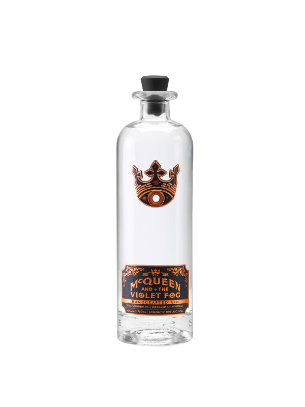McQueen and the Violet Fog - Gin - 0.7L, Alc: 40%