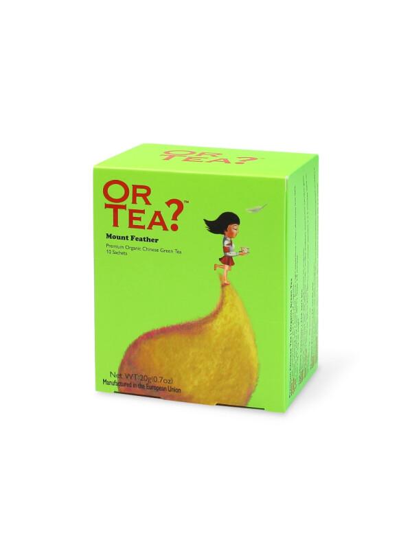 Or Tea? - BIO ceai Mount Feather 10 pl. x 2g