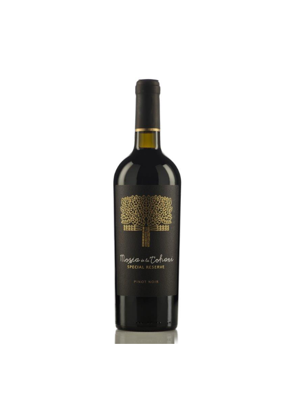 Mosia Tohani - Special Reserve Pinot Noir 2018 - 0.75L, Alc: 13.5%