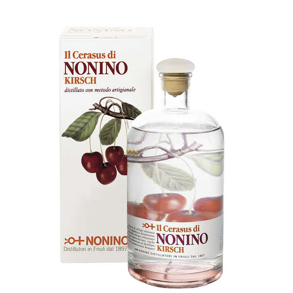 Nonino - Fruit Kirsch GB - 0.7L, Alc: 43%
