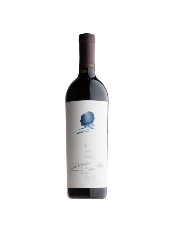 Opus One - Nappa Valley California red 2007 - 0.75L, Alc: 14.7%