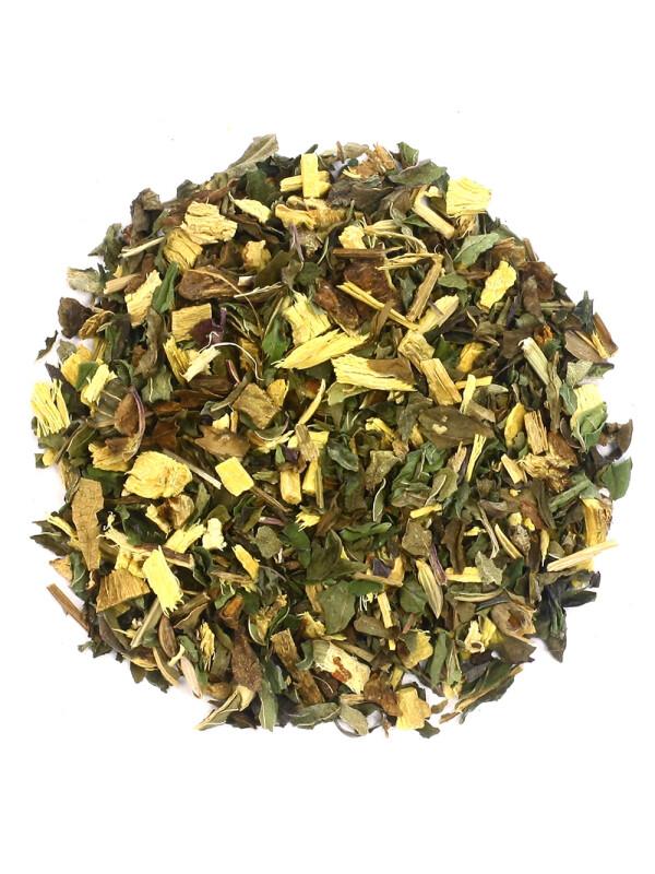Or Tea? - BIO ceai Merry Peppermint cutie metalica 75g