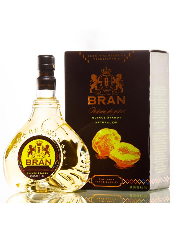 Bran - Palinca gutui - 0.7L, Alc: 40%