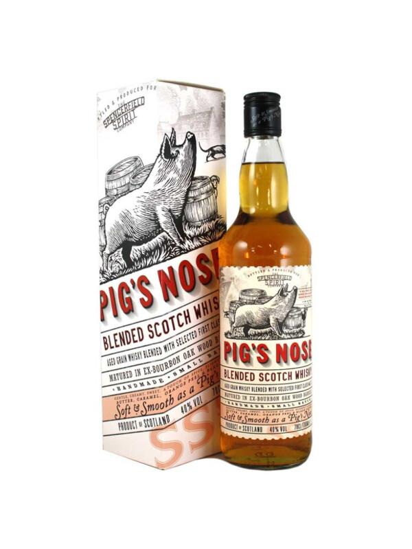 Pig's Nose - Scotch Blended Whisky GB - 0.7L