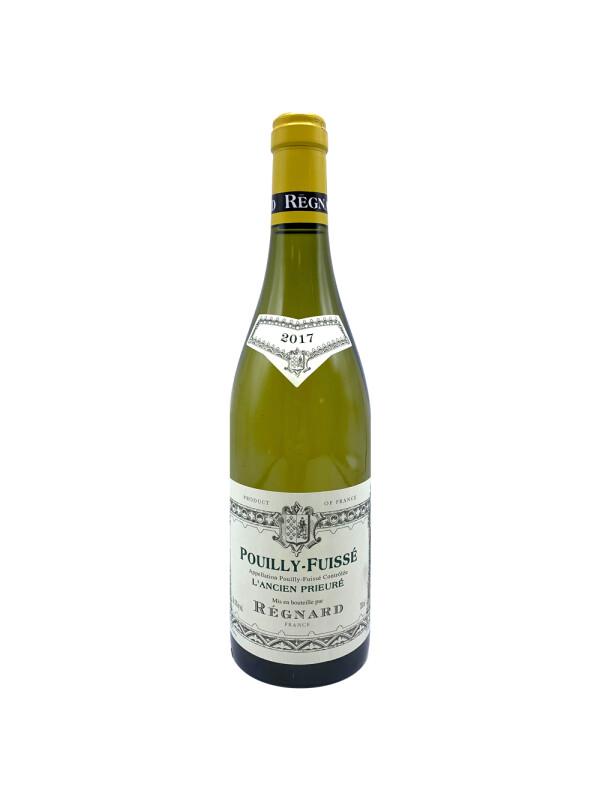 Regnard - Pouilly Fuisse L'Ancien Prieure 2017 - 0.75L, Alc: 13%