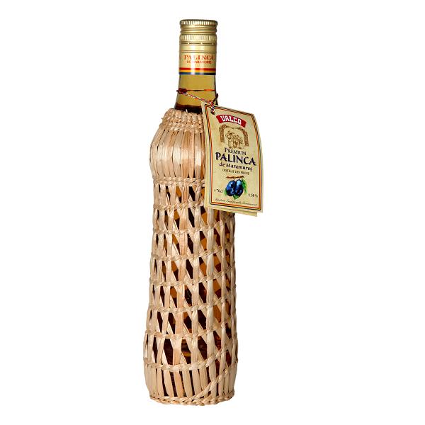 Premium palincă maramureş gold prune 0.70 L