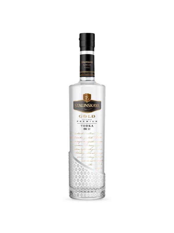 Stalinskaya - Vodka Gold - 1L, Alc: 40%