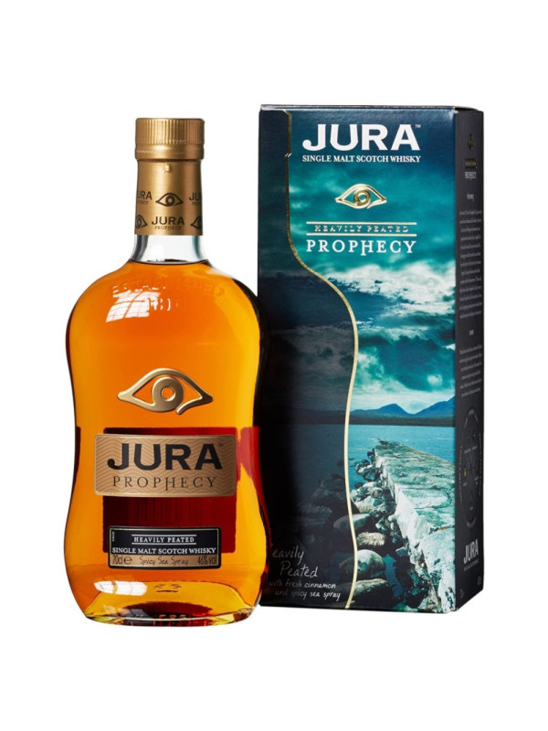 Isle of Jura - Scotch single malt whisky - Prophecy gb - 0.7L, Alc: 46%