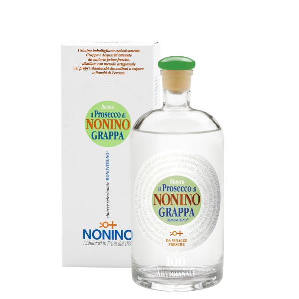 Nonino - Grappa Monovitigno il Prosecco - 0.7L, Alc: 38%