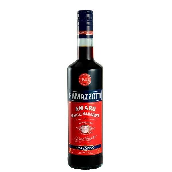 Ramazzotti - Bitter Amaro - 0.7L, Alc: 30%