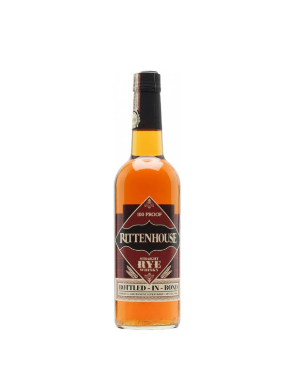 Rittenhouse - American Rye Whiskey - 0,7L, Alc: 50%