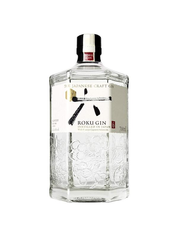 Roku - Gin Selected 0.7L, Alc: 43%