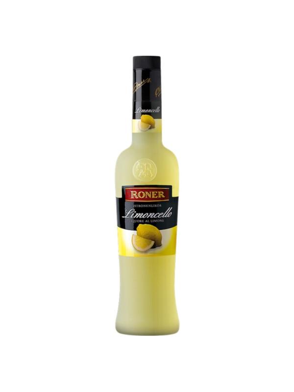 Roner Limoncello - Lichior al limone - 0.7L