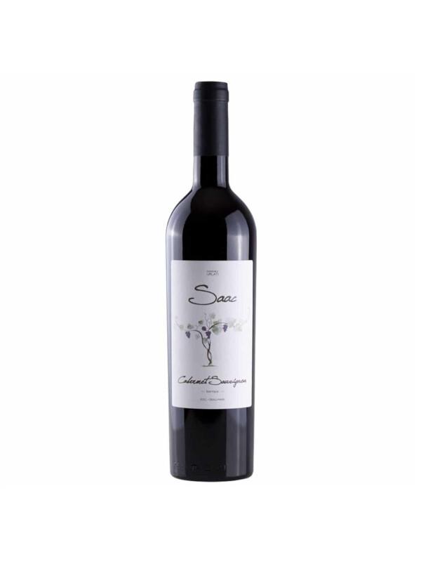 Domeniile Urlati - Saac Cabernet Sauvignon 2017 - 0.75L, Alc: 14%