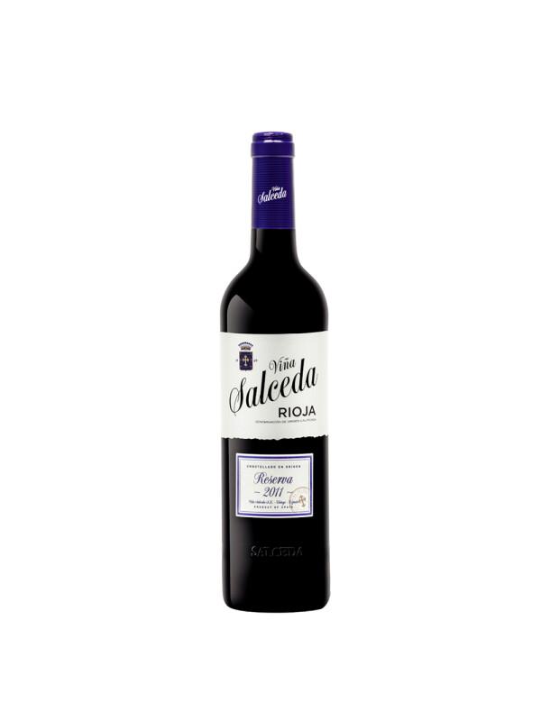 Chivite - Vina Salceda Reserva, rojo 2011 - 0.75L, Alc: 13.5%