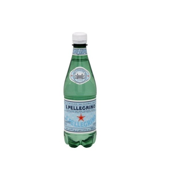 San Pellegrino - apa carbogazoasa 24 buc. x 0.5L - PET