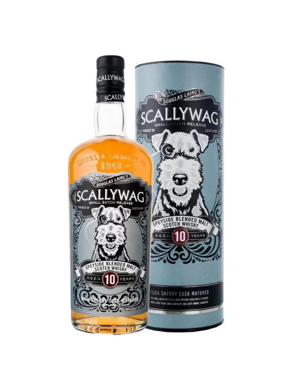Scallywag - Scotch Blended Malt Whisky 10 yo GB - 0.7L, Alc: 46%