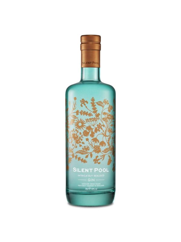 Silent Pool - Gin - 0.7L, Alc: 43%