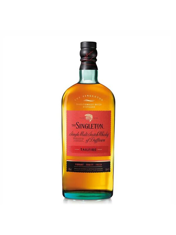 Singleton of Dufftown - Scotch single malt whisky - Tailfire - 0,7L, Alc: 40%