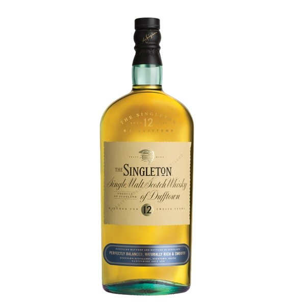 Singleton of Dufftown - Scotch single malt whisky 12yo - 0,7L, Alc: 40%