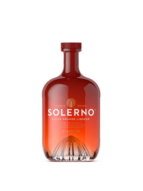 Solerno - Lichior Blood Orange - 0.7L, Alc: 40%
