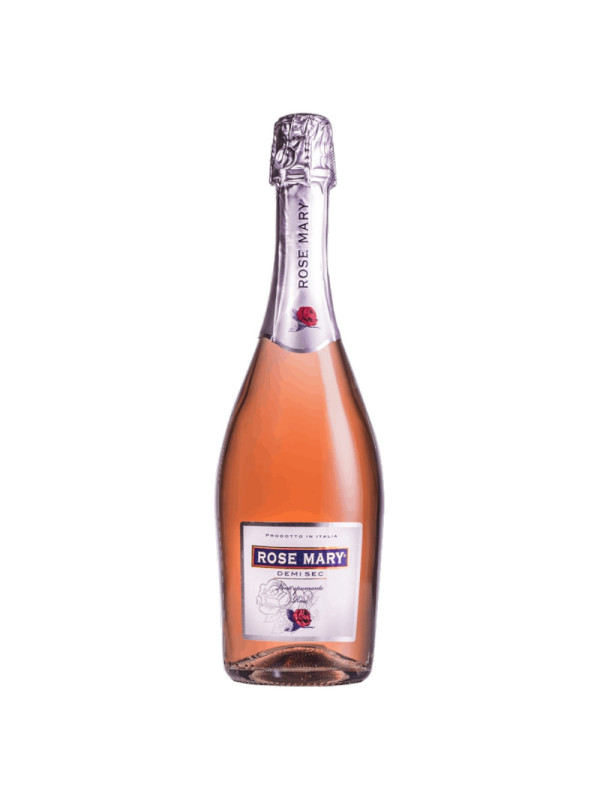 Rose Mary - Spumant rose - 0,75L