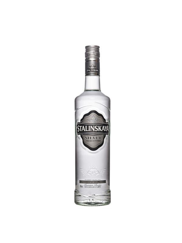 Stalinskaya - Vodka Silver - 1L, Alc: 40%